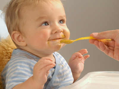 Healthy Foods to Feed Your Baby
