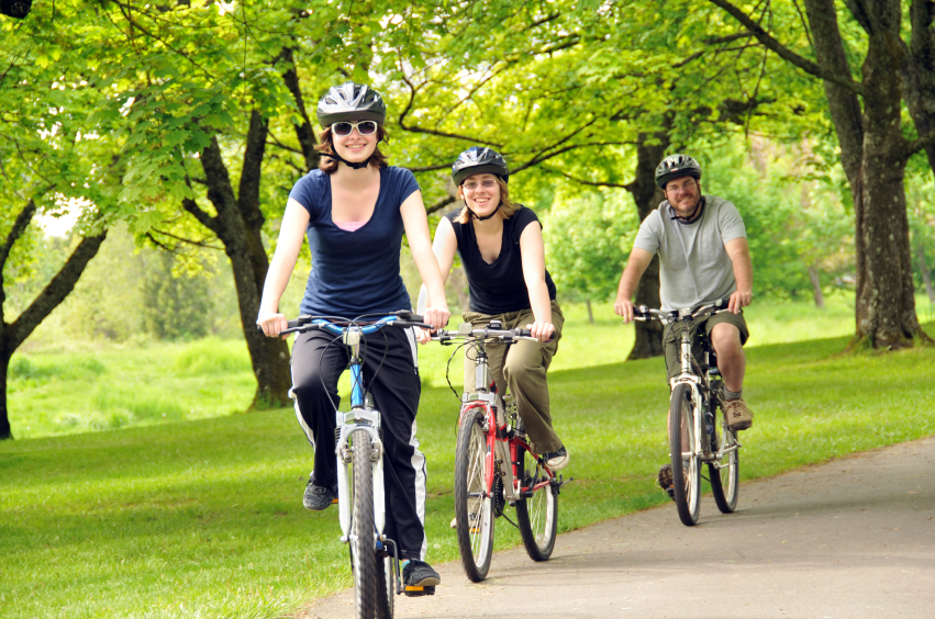 5 Great Benefits of Cycling