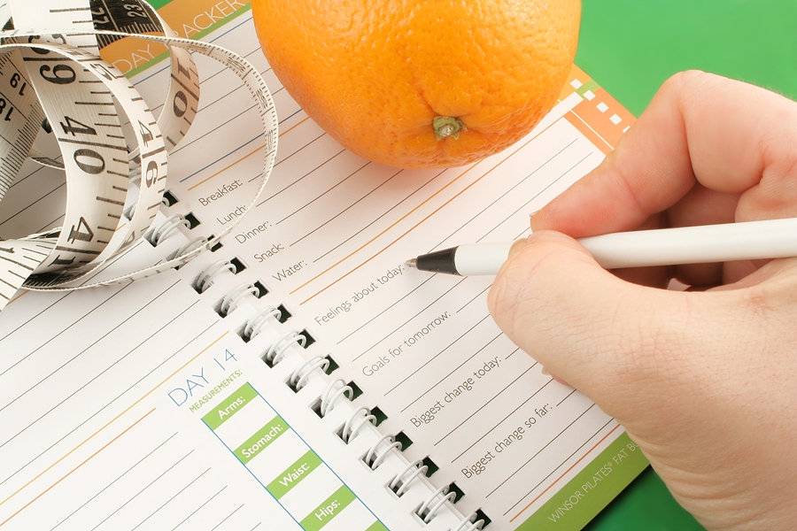 Why You Should Be Keeping A Diet Journal