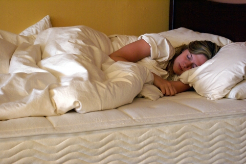 Struggle With Back Pain? Your Mattress May Be The Culprit