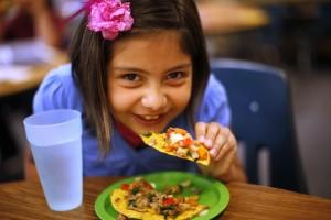 girl-eating