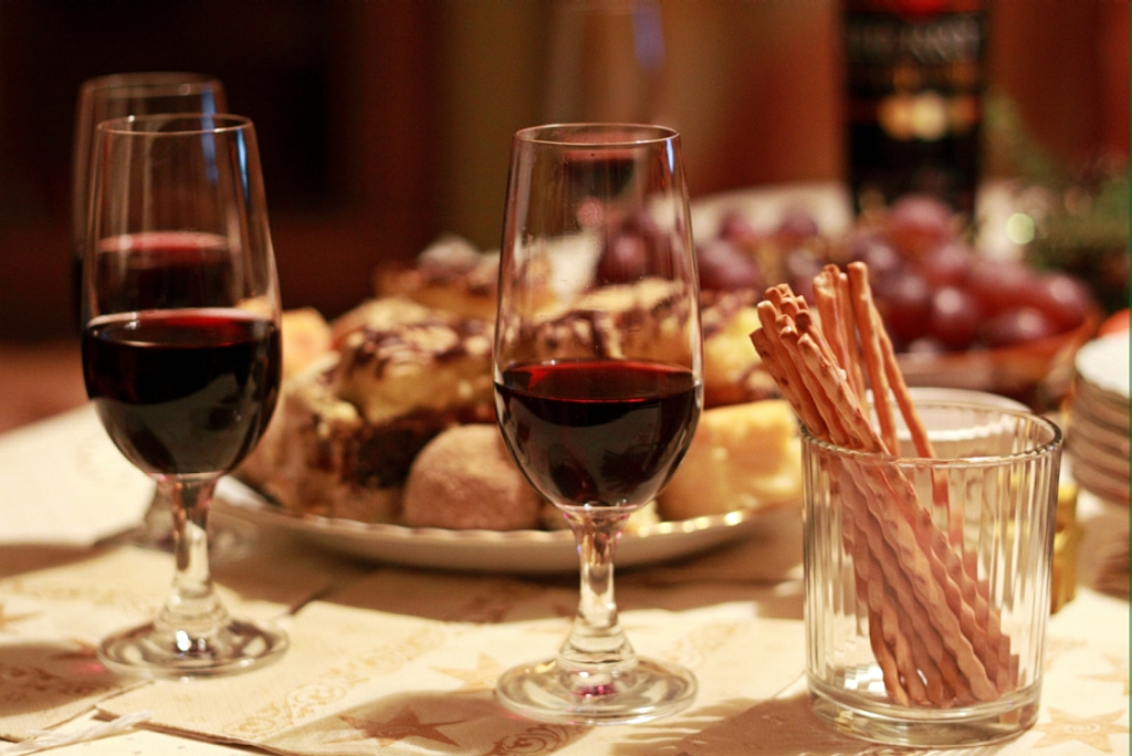 Why Wine Should Be Part of Your Diet