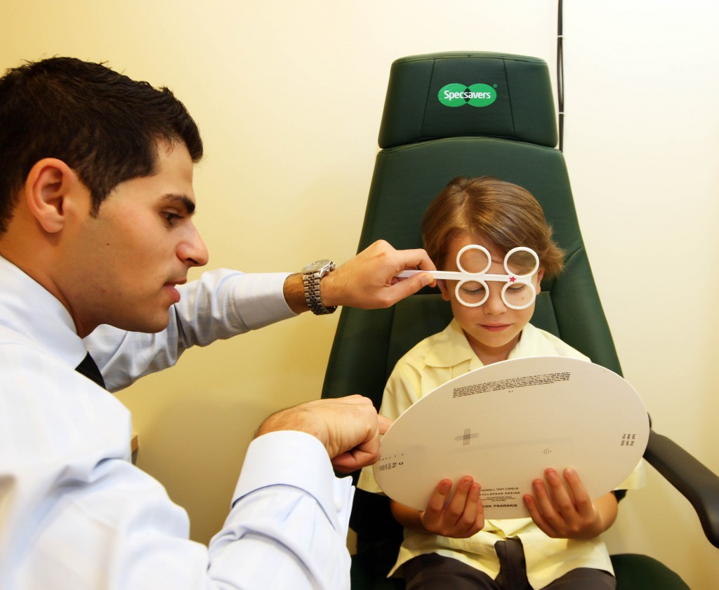 When Should You Get Your Kids' Eyes Tested?
